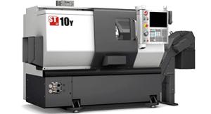 HAAS ST10Y CNC Drehmaschine (Millturn)